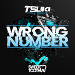 TSUKI - Wrong Number (Front Cover)