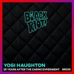 YOGI HAUGHTON - 25 Years After The Casino Experiment (Front Cover)