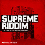Philosophy: Supreme Riddim (Sample Pack WAV/Serum Presets)