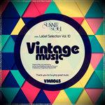 Sunner Soul Presents Vintage Music Selection Vol 10