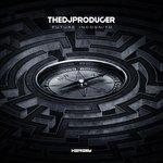 THE DJ PRODUCER - Future Incognito (Front Cover)
