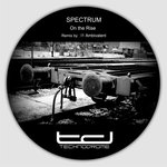 SPECTRUM - On The Rice (Front Cover)