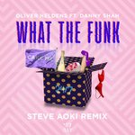 OLIVER HELDENS feat DANNY SHAH - What The Funk (Front Cover)