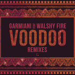 GARMIANI feat WALSHY FIRE - Voodoo (Front Cover)