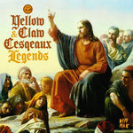 YELLOW CLAW & CESQEAUX - Legends EP (Front Cover)