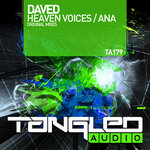 DAVED - Heaven Voices/ANA (Front Cover)