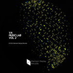 VARIOUS - Music Lab Vol 2 (Front Cover)