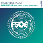 HAZEM BELTAGUI - Back Home (Front Cover)