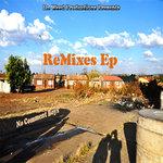 NO COMMENT BOYS - Remixes EP (Front Cover)