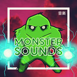 FEATURECAST - Monster Sounds Vol 2 (Front Cover)