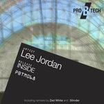 LEE JORDAN - Inside (Front Cover)