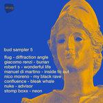 VARIOUS - Bud Sampler 5 (Front Cover)