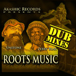 ZEBBY BLACK & UNITONE - Roots Music Dub Plate Cuts (Front Cover)