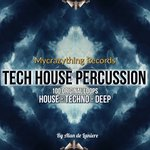 Mycrazything Records: Tech House Percussion 1 (Sample Pack WAV)