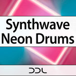 Synthwave Neon Drums (Sample Pack WAV/LIVE)