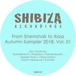 From Shemshak To Ibiza, Autumn Sampler 2018 Vol 01