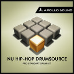 Nu Hip Hop Drumsource (Sample Pack WAV)