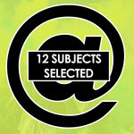 12 Subjects Selected
