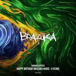 Happy Birthday Brazuka Music 4 Years