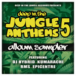 Deep In The Jungle Anthems 5 - Album Sampler