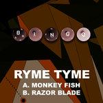 Monkey Fish/Razor Blade