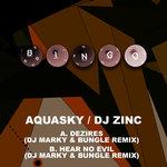 Dezires/Hear No Evil (DJ Marky & Bungle Remixes)