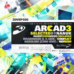 Arcad3, Selected By Nanuk