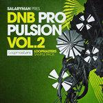 Drum & Bass Propulsion 2 (Sample Pack WAV/APPLE/LIVE/REASON)