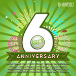 6TH ANNIVERSARY Green Nights Records