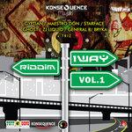 Konsequence Muzik Presents: 1 Way Riddim Vol 1 (Explicit)