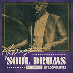 Vintage Soul Drums (Sample Pack WAV/APPLE)