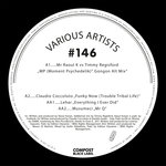 Mr Raoul K/Timmy Regisford/Claudio Coccoluto/Lehar/Musumeci: Compost Black Label #146