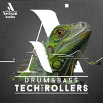 Drum & Bass Tech & Rollers (Sample Pack WAV)