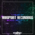 1 Year Of Hardpoint Recordings Mixed Artists LP