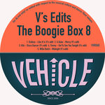 The Boogie Box 8 - V's Edits