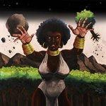 CHAPTER I: THE BLACK GODDESS (AΦOR)