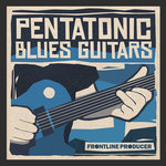 Pentatonic Blues Guitars (Sample Pack WAV/APPLE)
