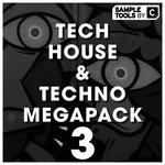 Techno & Tech House Megapack Vol 3 (Sample Pack WAV/MIDI)