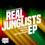 Benny V/K-Warren: Real Junglists EP