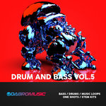 Drum & Bass 5 (Sample Pack WAV)