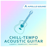Chill-Tempo Acoustic Guitar (Sample Pack WAV/APPLE/REASON)