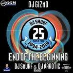 End Of The Beginning (DJ Smurf & DJ Narotic Remixes)