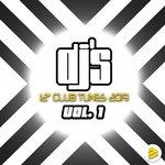"""DJ's 12"""" Club Tunes 2019 Vol 1"""