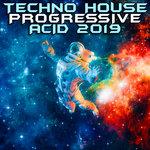 Techno House Progressive Acid 2019 (unmixed tracks)