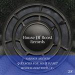 Q-Tracks For Your DJ Set Minimal Deep House 3