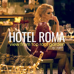 Hotel Roma By Night/View From Top Roof Garden
