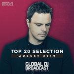Global DJ Broadcast: Top 20 August 2019
