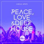 Peace, Love & Deep-House Vol 2