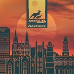 Australian Sunset In Adelaide