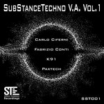 SubStance Techno Vol 1